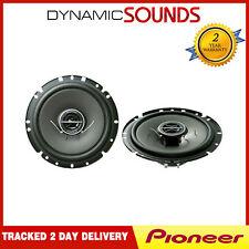 "Pioneer TS-1702i 17cm 6.5"" 2-Way Custom Fit Car Speakers Upgrade Kit 170 Watts"