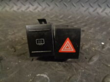 2003 VW POLO 1.2 E 3DR HAZARD WARNING LIGHT & HEATED SWITCH 6Q0953235A