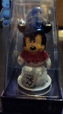 Disney Store Vinylmation Mickey Mouse 25th Anniversary