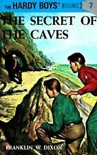 The Secret of the Caves 7 by Franklin W. Dixon (1929, Hardcover, Revised)