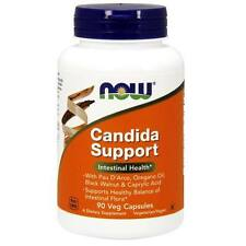 Candida Support 90 Vcaps 24hr DISPATCH Now Foods