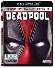 Deadpool 4K Ultra HD Blu-ray
