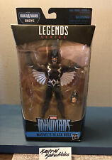 Hasbro Marvel Legends: Inhumans Black Bolt - NO OKOYE BAF + Original Box
