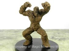Monster Menagerie II ~ CLAY GOLEM #26 Icons of the Realms 2 D&D large miniature