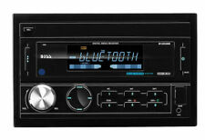Boss Audio 812UAB(R.B) B/T Double DIN Car USB MP3 AUX SD iPOD PLAYER RECEIVER