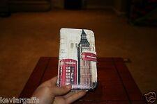 Wallet Cellphone Case Big Ben London for Samsung Galaxy Note 3