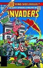 Invaders Classic Vol. 2  (TP) Roy Thomas & Ed Summer &