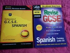 REVISE GCSE/ G.C.S.E SPANISH  Letts/Lonsdale   Sonia Bueno   2 Study Guides