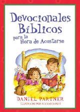 Devocionales Bíblicos para la Hora de Acostarse: