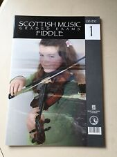 Scottish Graded Music exam Fiddle Book 1