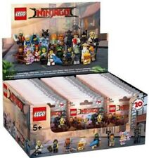 Lego Ninjago Movie Minifigures 71019 -10 X Brand New- Factory Sealed Packets