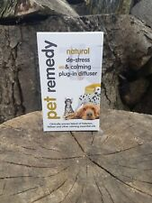 Pet Remedy Natural Pet Stress Relief Suitable For All Mammals & Birds, Plug-In