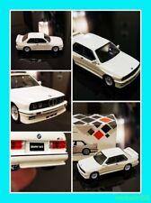 JAN 2020 MINI GT #41 BMW M3 E30 Alpine White 1/64