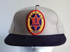 WSLEFIA YAKIMA WA 3 GUN DEFENSIVE CLASSES Black Beige Baseball Cap Hat