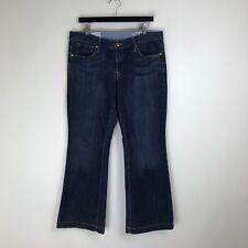 Gap Jeans - Long & Lean Bootcut Dark Wash - Tag Size: 12 (34x30) - #5993