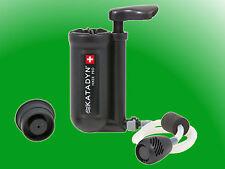 Katadyn Hiker Pro Wasserfilter, Water Purifier, Trinkwasser-Filter, Microfilter