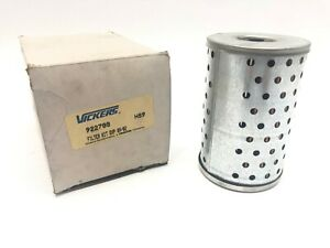 Vickers 922788 Filter 25 Micron w/ Gasket 270565