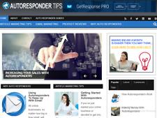 Autoresponder Blog Website Affiliate Income Free Hosting Setup