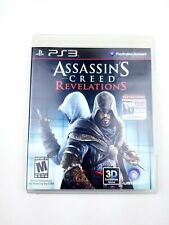 Assassin's Creed: Revelations (Sony PlayStation 3, 2011)