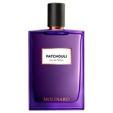 Molinard Patchouli 75 ML Eau de Parfum sans blister vendu en coffret avec lait