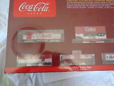 COCA COLA ATHEARN 1/87 SCALE COKE TOY READY-TO-RUN ELECTRIC TRAIN SET #3