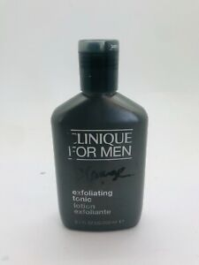 Clinique for Men Oil Control Exfoliating Tonic 6.7 oz 95% FULL