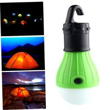 Outdoor Hanging 3LED Camping Tent Light Bulb Fishing Lantern Lamp New NB