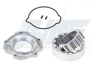 03-10 Ford 6.0 6.0L Powerstroke Diesel Engine Low Pressure Oil Pump & Cover LPOP