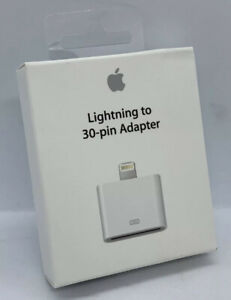 Genuine Apple MD823ZM/A Lightning to 30 Pin Adapter for iPhone/iPad Official