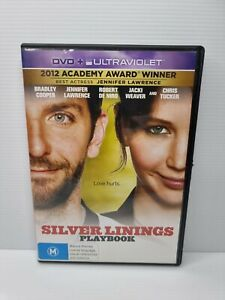 Silver Linings Playbook (DVD, 2013)