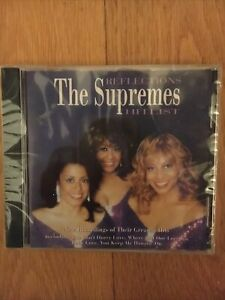 Reflections: The Supremes Hitlist CD Brand New Amd Sealed