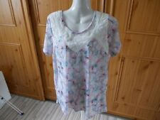F&F Polyester Floral Tops & Shirts for Women