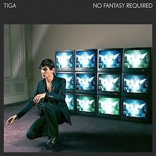 Tiga - No Fantasy Required [New CD]