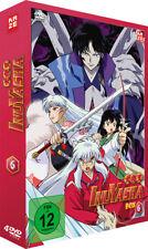 InuYasha - TV Serie - Box 6 - Episoden 139-167 - DVD - NEU