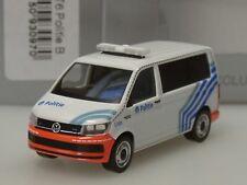 Herpa VW T6 Bus POLITIE, Polizei BELGIEN - Sondermodell 930970 - 1:87
