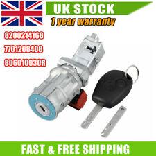 Ignition Lock Barrel Starter Switch Cylinder For Renault Clio MK 3 8200214168