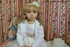 ALOENKA TODDLER DOLL KIT VINYL PARTS TO MAKE A REBORN BABY-NOT COMPLETED