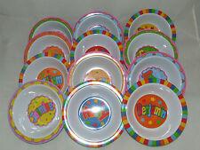 Unbranded Plastic Bowls for Children