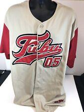 Fubu Xl 05 Jersey Looks Great shape C19