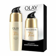 Olay Total Effects 7-In-1 Anti-Aging smoothing Serum, 50ml FREE SHIP
