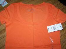 Women's City Streets NWT Short Sleeved, Scoop Neck T-Shirt, Size Small