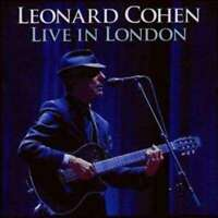Leonard Cohen - Live IN London Nuovo CD