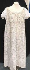 Dress 100% Cotton Period & Theatre Costumes