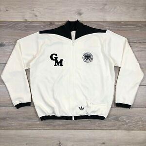 Germany Der Bomber Adidas Vintage Jacket Gerd Müller Rare Deutschland size XL