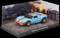 JAMES BOND 007 model film cars DIE ANOTHER DAY Jaguar XKR Thunderbird Ford GT40