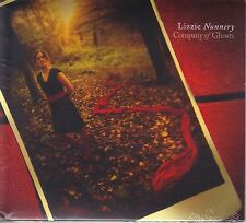 Lizzie Nunnery - Company of Ghosts CD Digipack 2010 NEW SEALED