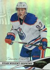12/13 CERTIFIED MIRROR HOT BOX PARALLEL #93 RYAN NUGENT-HOPKINS OILERS *46535