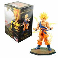 Figuarts Zero Dragon Ball Kai Super Saiyan Son Goku Bandai Figure
