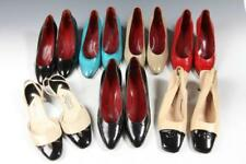 Selection Of Ysl And Salvatore Ferragamo Shoes, size 8m. Lot 408A