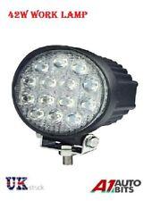 12 V 24 V LED lámpara de trabajo luz 42 W Offroad Camión Barco ATV SUV car Bar Spot